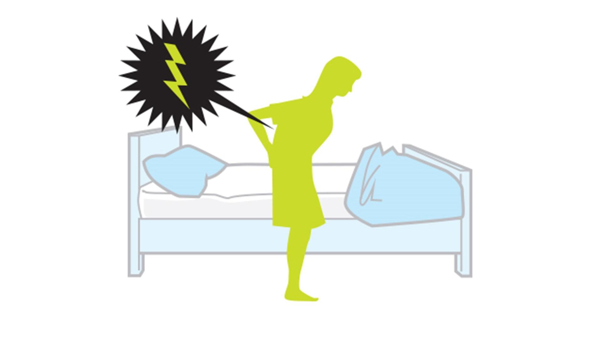 Beddenspecialist Den Herder slaapscore vraag 10