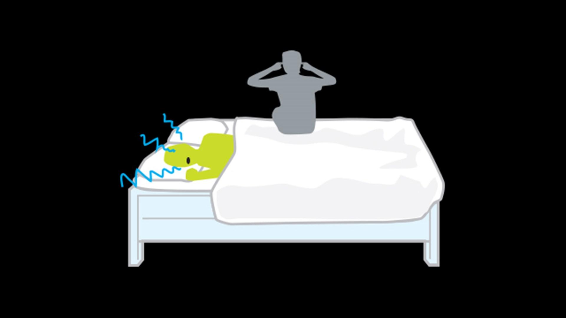 Beddenspecialist Den Herder slaapscore vraag 11