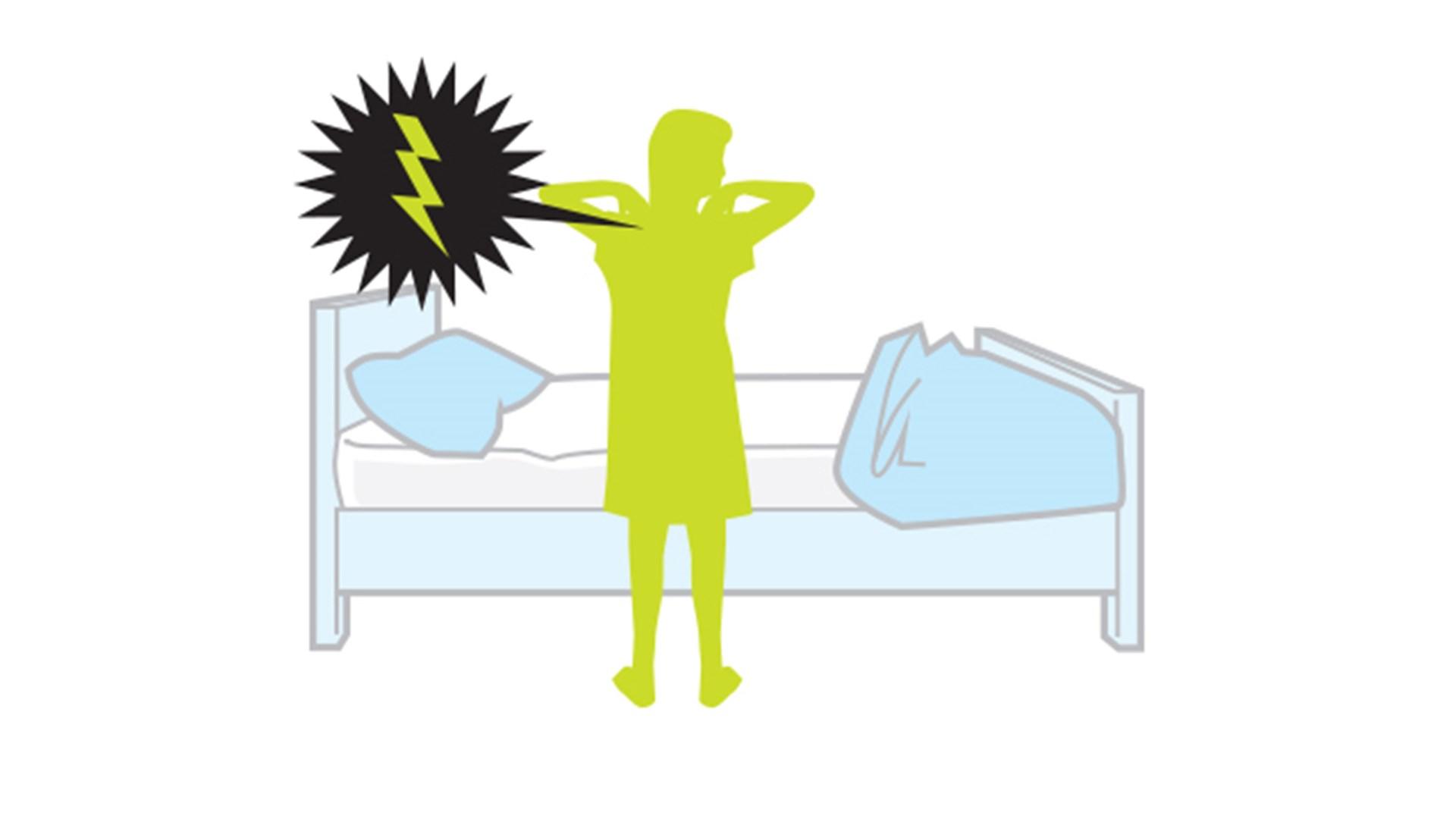 Beddenspecialist Den Herder slaapscore vraag 9